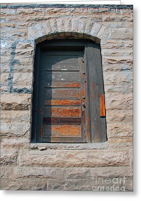 Door Series 2 Greeting Card