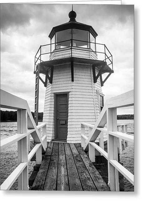 Doubling Point Light Greeting Card