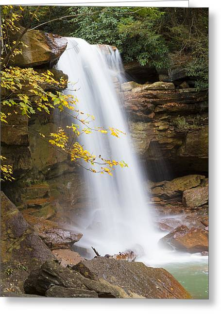 Douglas Falls Greeting Card