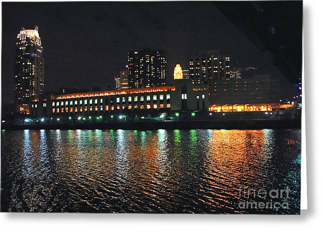 Downtown Minneapolis Greeting Card by Graham Taylor