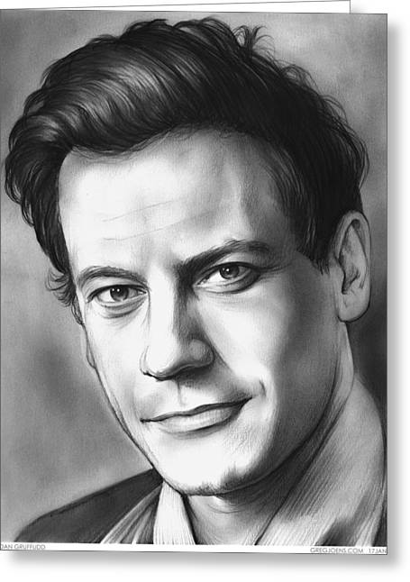 Dr. Henry Morgan Greeting Card by Greg Joens