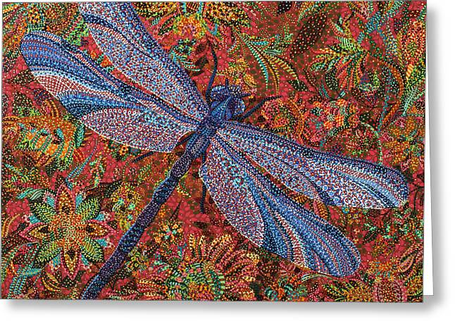 Dragonfly Greeting Card