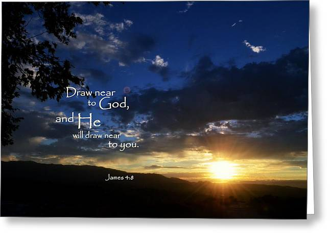Draw Near To God Photograph By Jeanne Geidel Neal