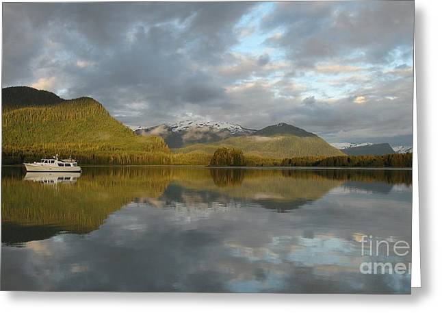 Dream Anchorage Greeting Card