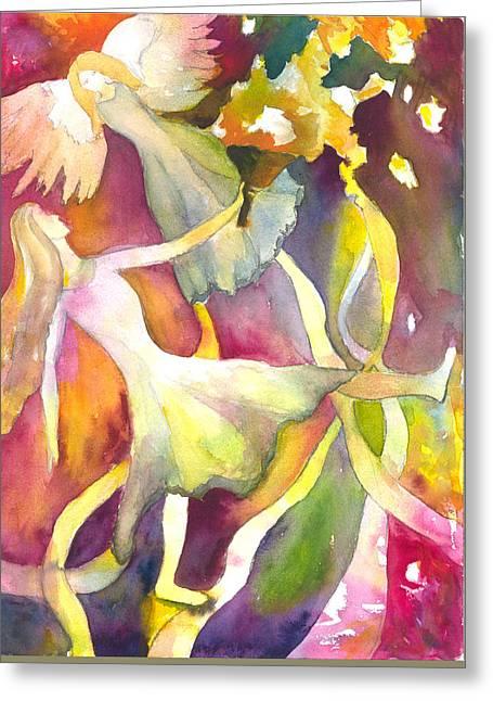 Dream Angel Greeting Card