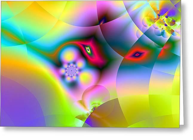 Dream Cocktail. 2013 80/80 Cm.  Greeting Card