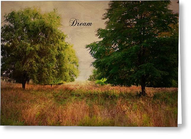 Dream Greeting Card by Marilyn Wilson