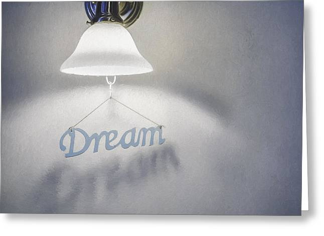 Dream Greeting Card by Scott Norris