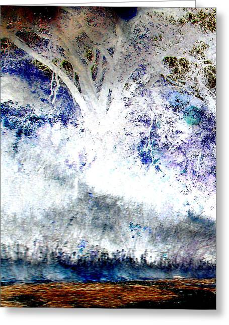 Dream Tree  Greeting Card