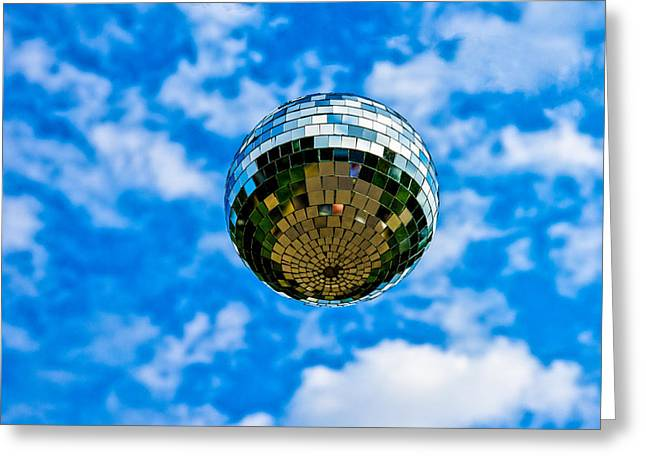 Dreaming Of Flying - Featured 3 Greeting Card by Alexander Senin