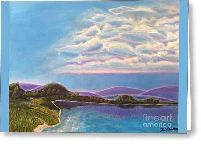 Dreamscapes Greeting Card