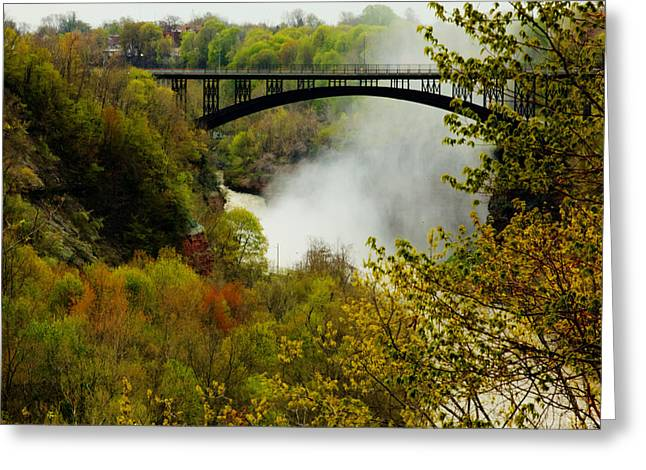 Driving Park Bridge Greeting Card