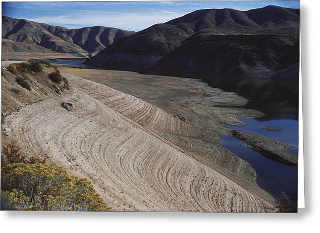 Drought In Sout West Idaho Greeting Card by Jim Balog