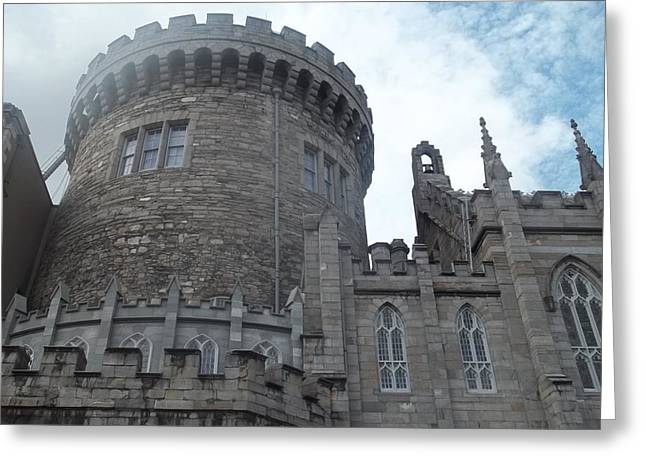 Dublin Castle Greeting Card