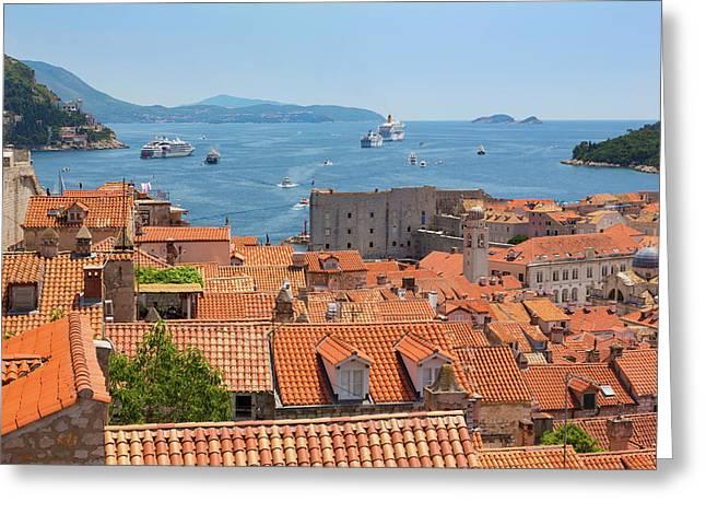Dubrovnik, Dubrovnik-neretva County Greeting Card
