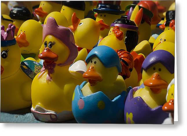Rubber Ducky Greeting Cards (Page #2 of 6) | Fine Art America