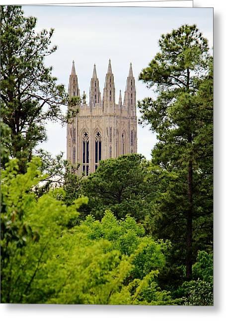 Duke Chapel Greeting Card