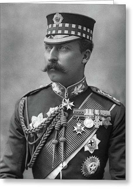 Duke Of Connaught (1850-1942) Greeting Card