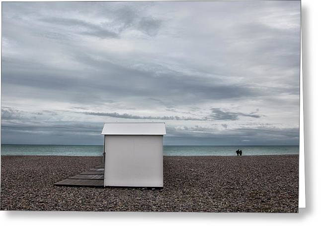Dull Days Are nature's Softbox (series: 2) Greeting Card
