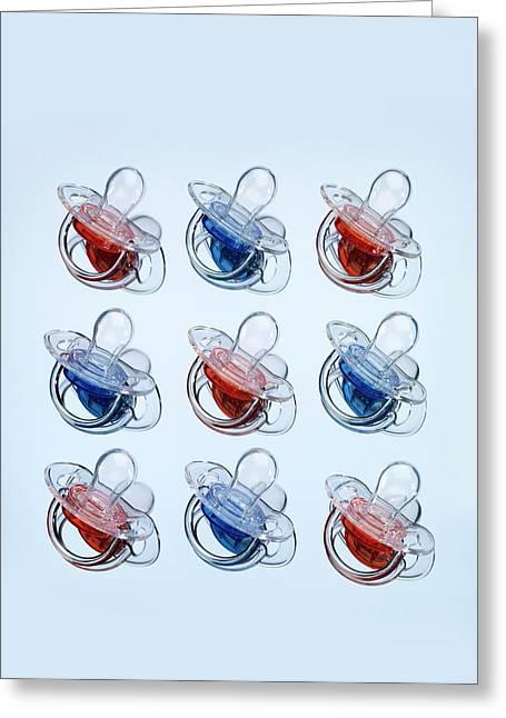 Dummies Greeting Card by Tek Image