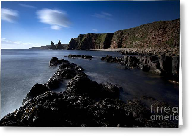 Duncansby Head Greeting Card by Roddy Atkinson