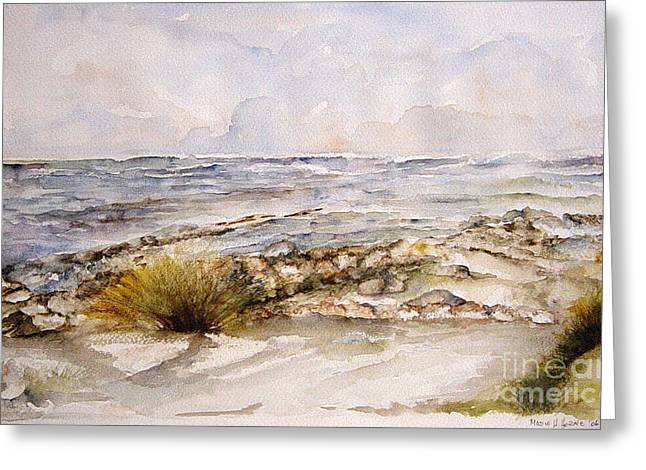 Dunes II Greeting Card