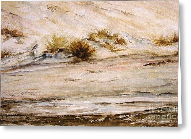 Dunes IIi Greeting Card
