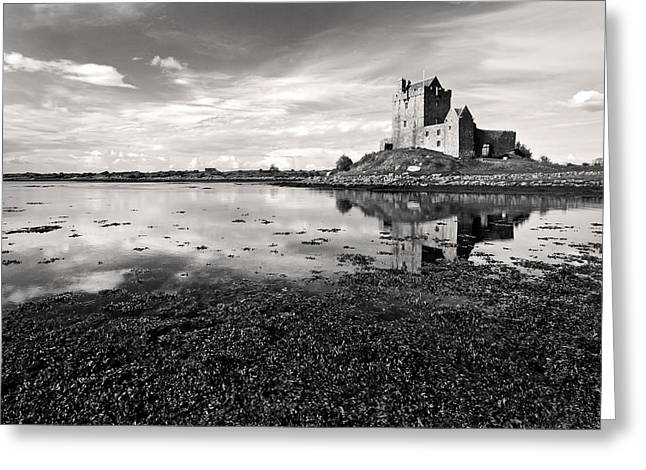 Dunguaire Castle Ireland  Greeting Card
