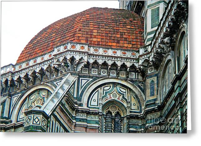 Duomo Italian Renaissance Greeting Card