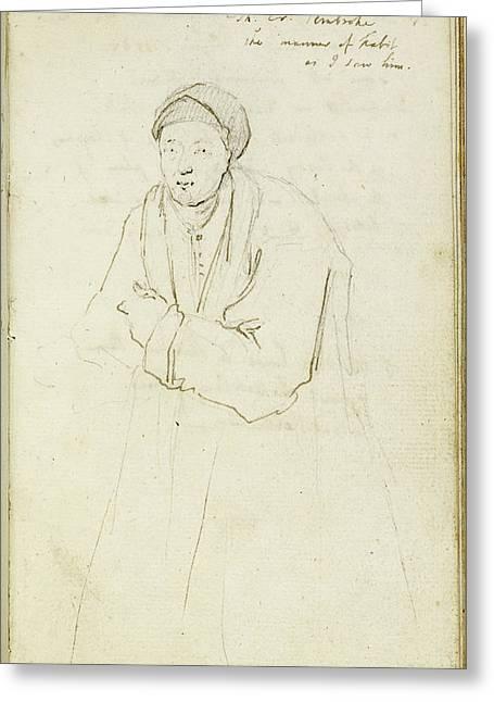 Earl Of Pembroke Greeting Card