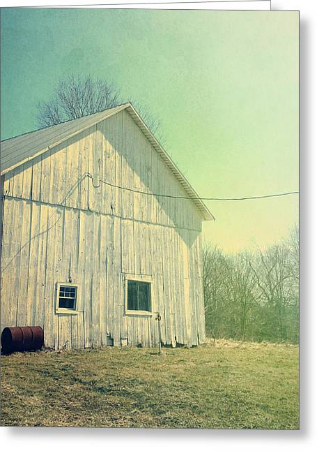 Early Morning Light Greeting Card by Olivia StClaire