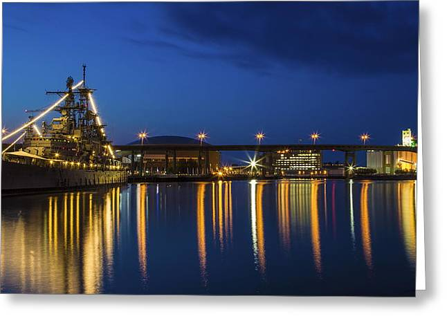 Greeting Card featuring the photograph Early Morning On The Buffalo River by Don Nieman