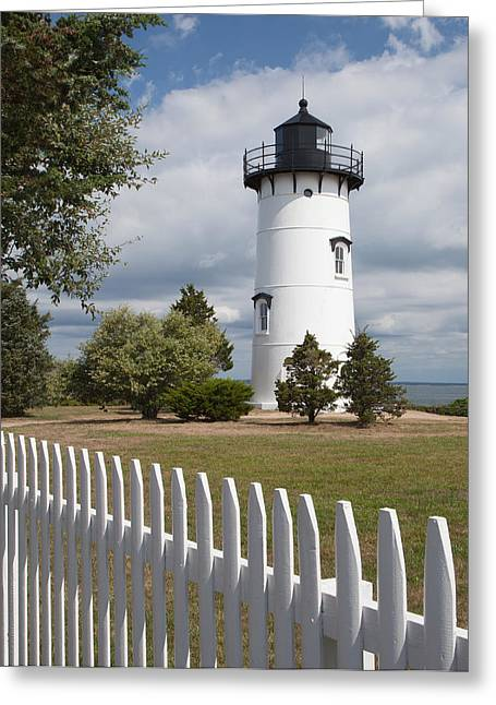 East Chop Lighthouse Greeting Card