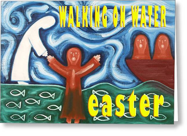 Easter 38 Greeting Card by Patrick J Murphy