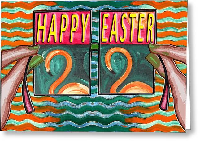Easter 54 Greeting Card by Patrick J Murphy