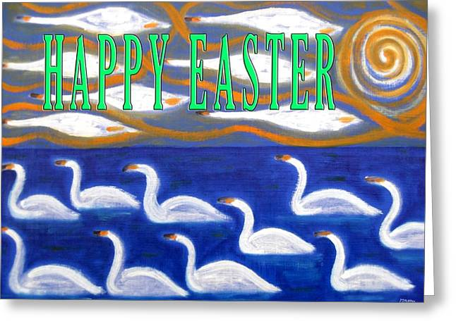 Easter 60 Greeting Card by Patrick J Murphy