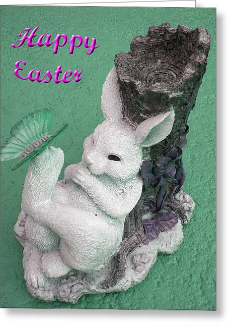 Easter Card 1 Greeting Card by Aimee L Maher Photography and Art Visit ALMGallerydotcom