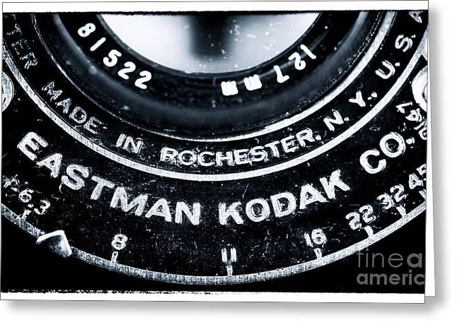 Eastman Kodak Co Greeting Card