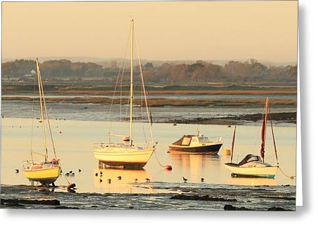 Ebbtide Emsworth Greeting Card