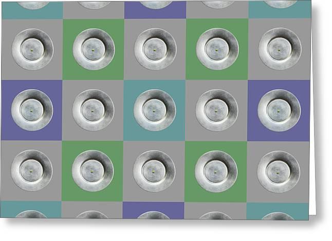Edamame 5x5 Collage 2 Greeting Card