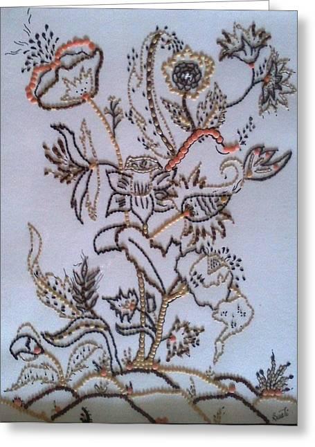 Edibles I Greeting Card by Swati Panchal