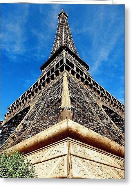Eiffel01 Greeting Card