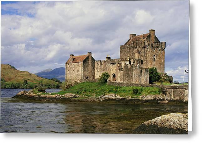 Eilean Donan Castle, Dornie Greeting Card
