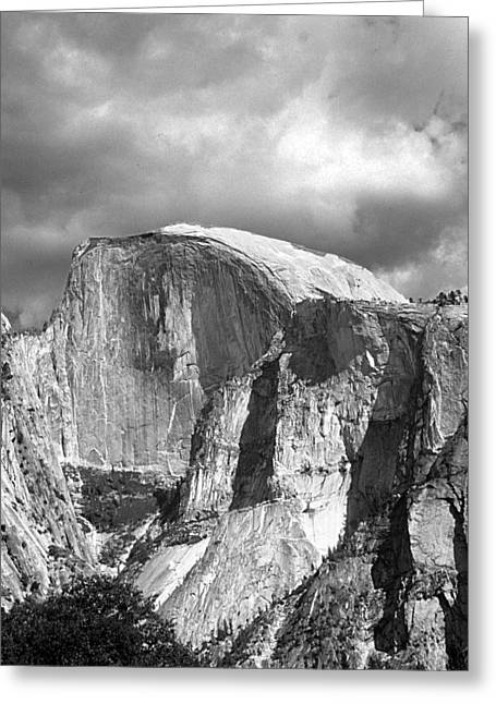 El Capitain Ca Greeting Card
