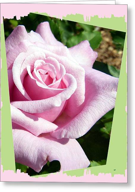 Elegant Royal Kate Rose Greeting Card