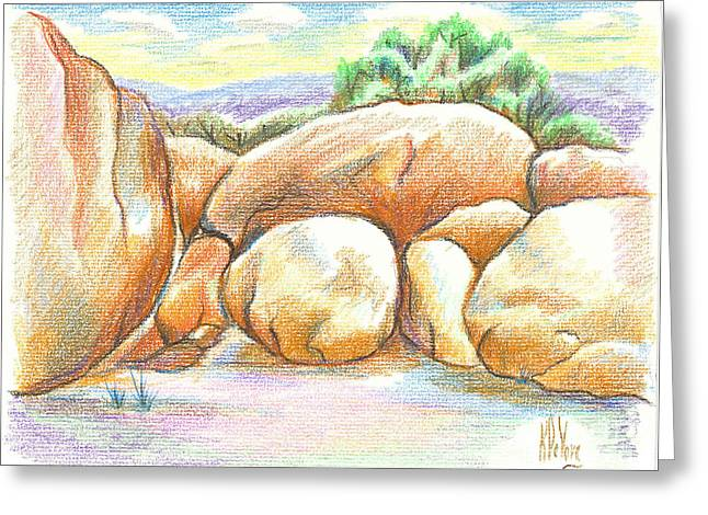 Elephant Rocks State Park II  No C103 Greeting Card