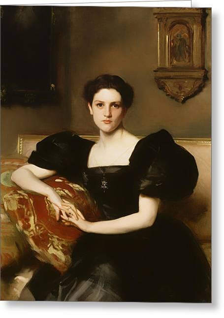 Elizabeth Winthrop Chanler  Greeting Card