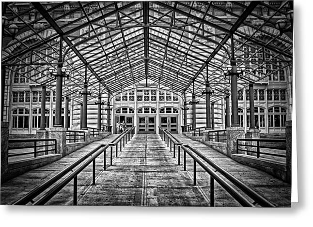 Ellis Island Entrance Greeting Card