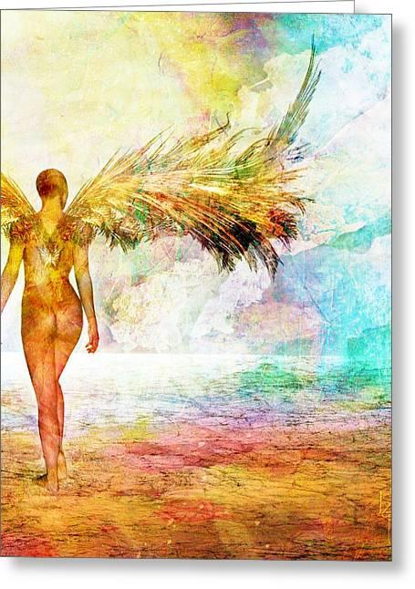 Elusive Dreams Part 3 Greeting Card by Jacky Gerritsen