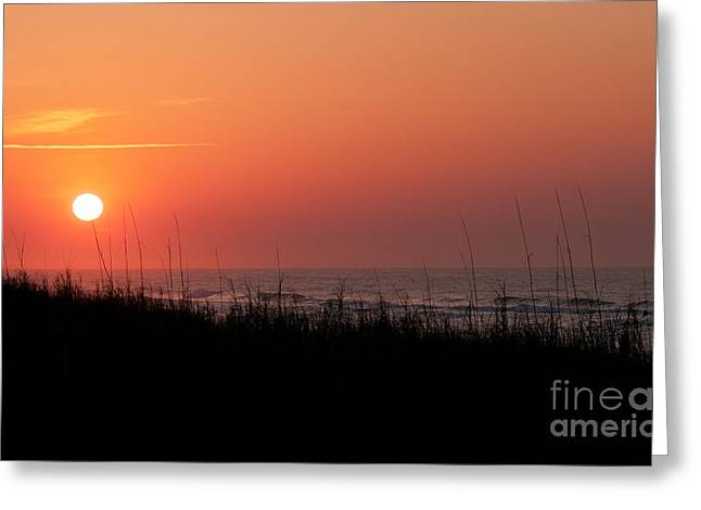 Emerald Isle Sunrise II Greeting Card
